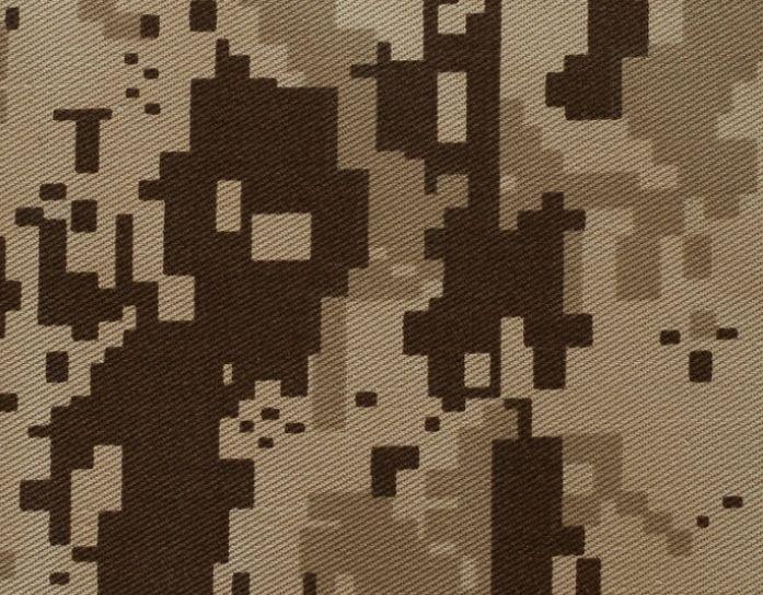 Sarga camuflaje arena