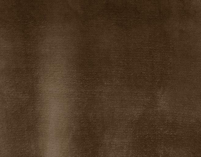 Puntos flannel liso marrón