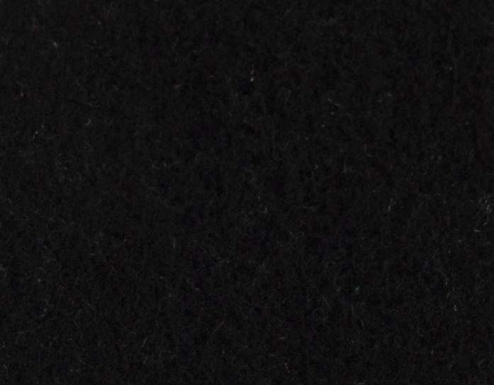 Confección moda paño negro
