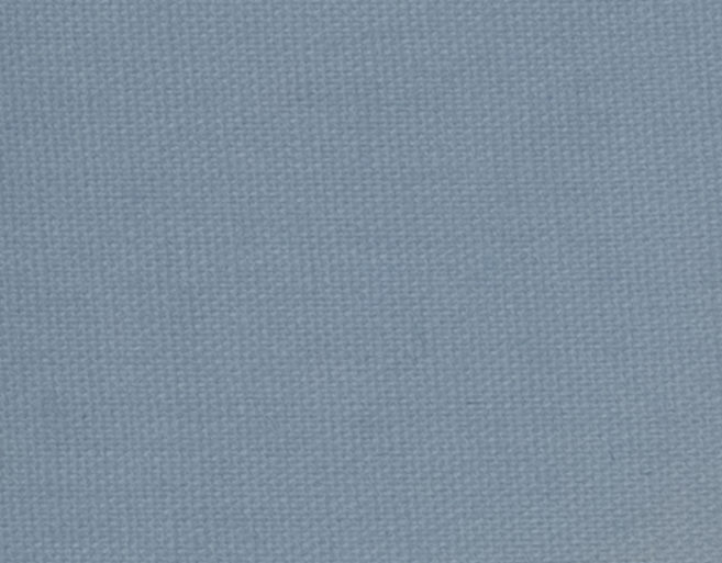 Popelín poliéster algodón celeste