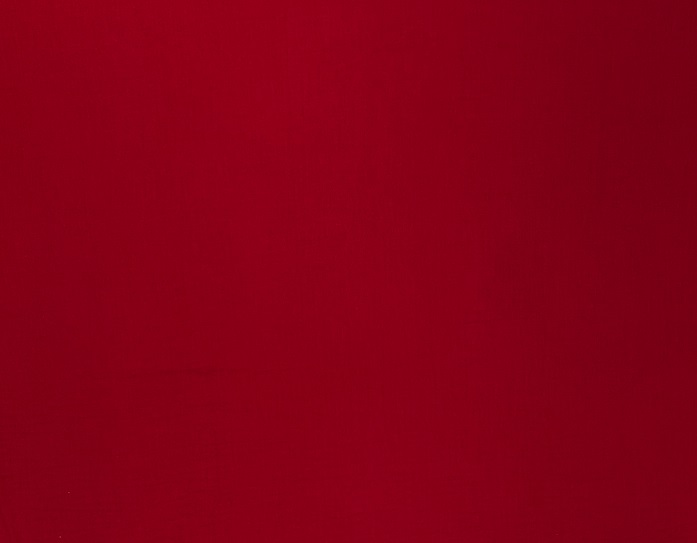 Infantil muselina lisa rojo